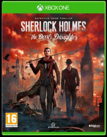 Sherlock Holmes: The Devil's Daughter - Xbox Series X|S + XONE - kod