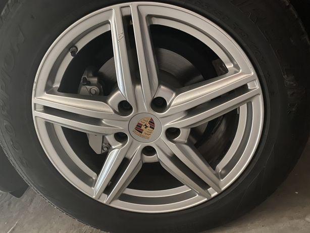 Диски Porsche Cayenne 255/50 R19 Porsche Cayenne, VW Touareg, Audi Q7