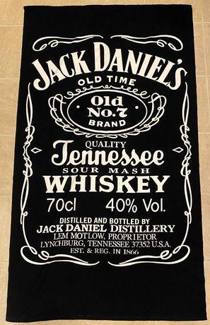 Toalha de Praia Tamanho Grande Jack Daniel's