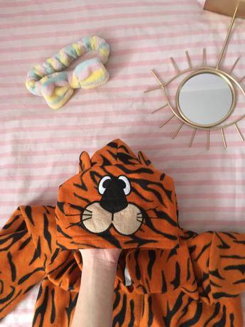 Кігурумі піжама тигреня оранжеве