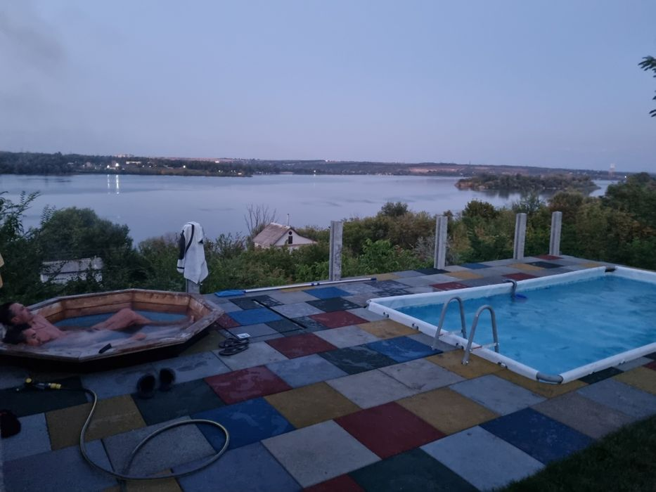 Чан, бассейн, беседка, отдых-1