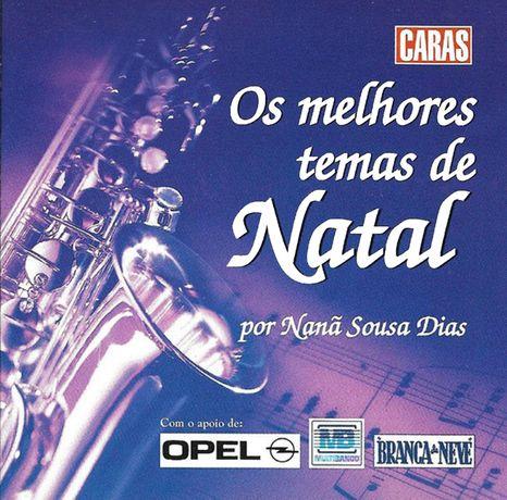 Os melhores Temas de Natal por Nanã Sousa Dias