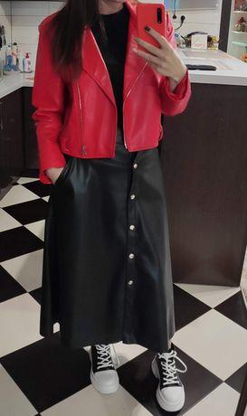 Юбка из экокожи Zara, Зара , Л размер