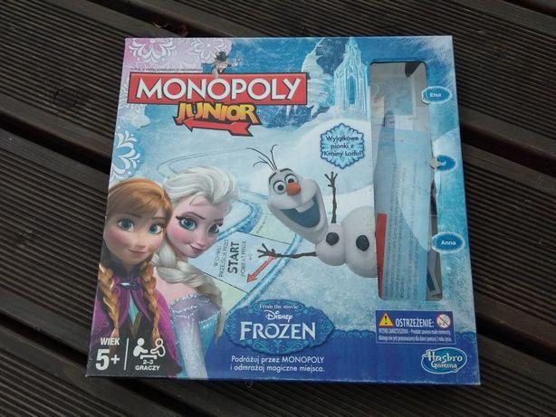 Monopoly Junior - Frozen Kraina lodu