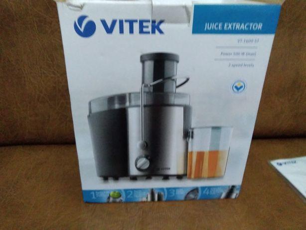 Соковыжималка Vitek VT-1609 ST