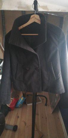 Krutki kurtka płaszcz