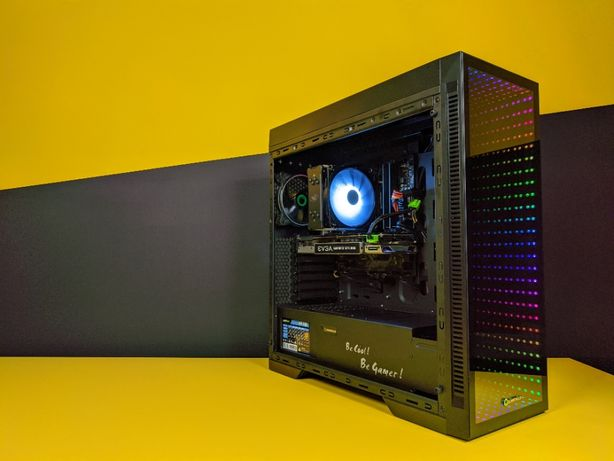 Ігровий комп'ютер Ryzen 7 3800X, 32GB, 240,2TB,1080Ti 11GB Игровой ПК