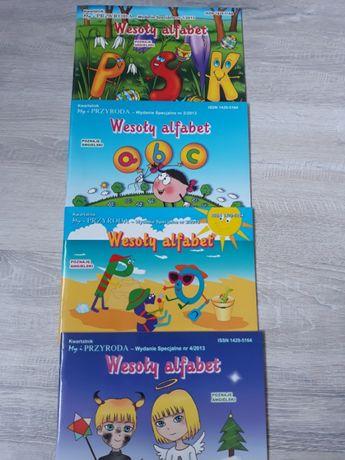 Zestawy ćwiczeń, zadań i kolorowanek dla dzieci.