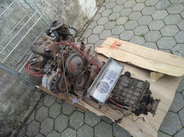 Motor de Renault 4GTL
