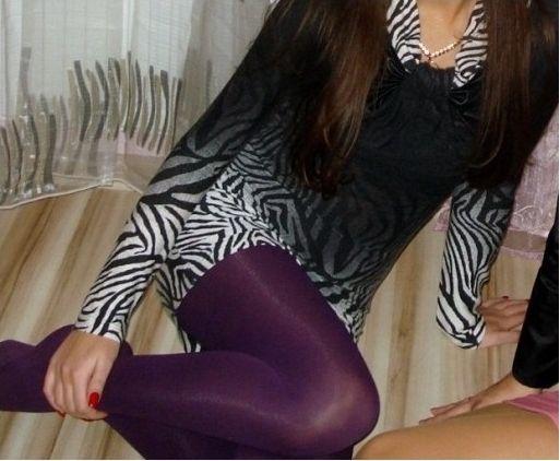 Sukienka/tunika dzianinowa SOGO ITALY r.S