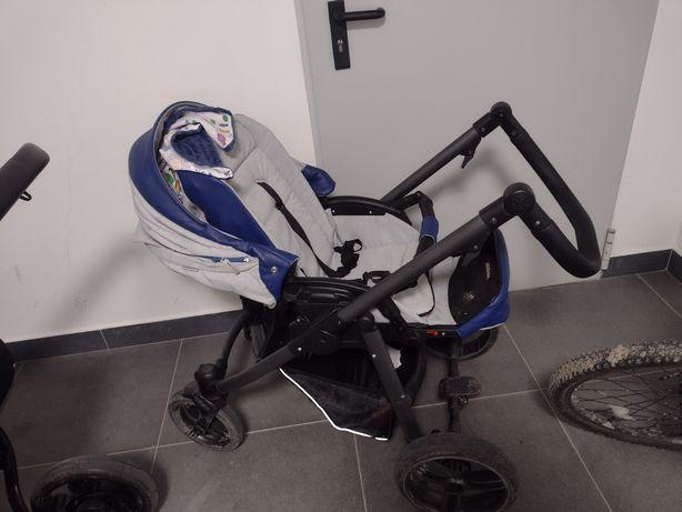 Wózek bebetto vulcano 3 w1