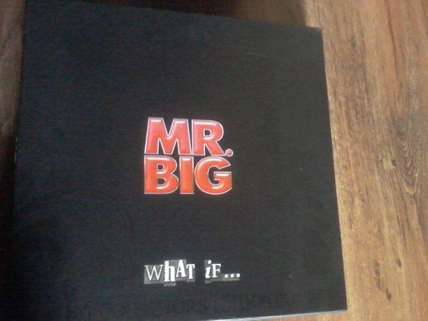 CD+LP Mr Big What if box set