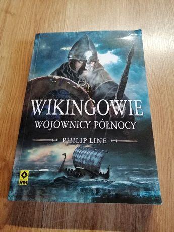 Wikingowie wojownicy północy Philip Line