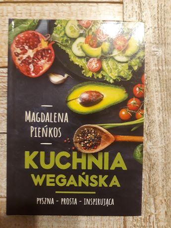 Kuchnia wegańska. Magdalena Pieńkos