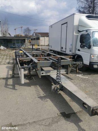 Schmitz Cargobull ZWF18 BDF  Przyczepa Schmitz Pod Kontenery BDF 18T