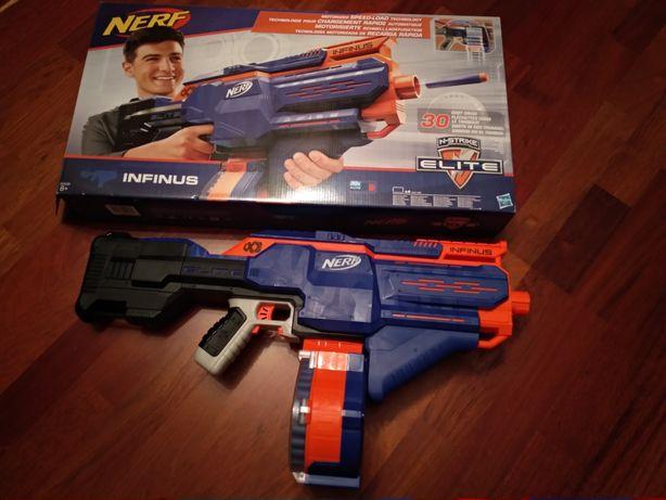 Pistolet wyrzutnia HASBRO NERF INFINUS
