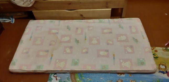 Матрас 140×70 на кроватку для дошкільнят