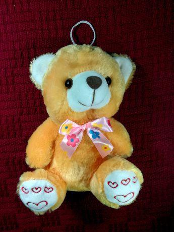 NOWA MISIA JULCIA - pomarańczowa zabawka dla dziecka w każdym wieku