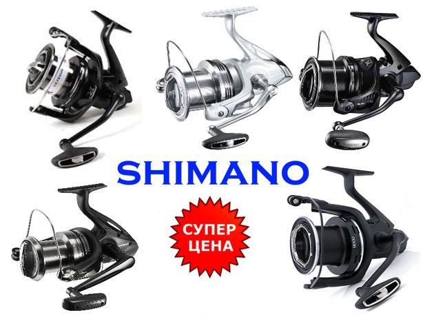 Катушки Shimano Ultegra Power aero Big Baitrunner Speedmaster