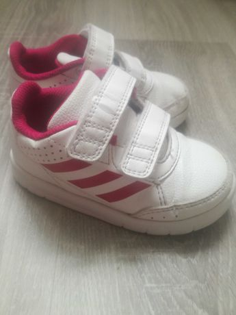 Buty Adidas dla dziewczynki r.22