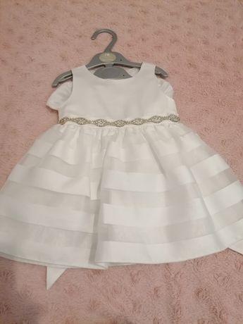 Sukienka cudowna biała