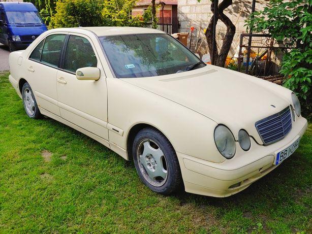 Mercedes E W210 2.0 CDI 115KM Daimlerchrysler