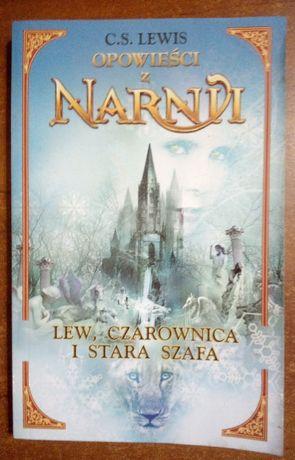 Opowieści z Narnii- Lew, czarownica i stara szafa