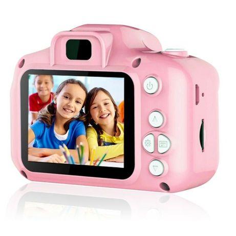 Aparat cyfrowy mini kamera wejście na kartę do 16gb