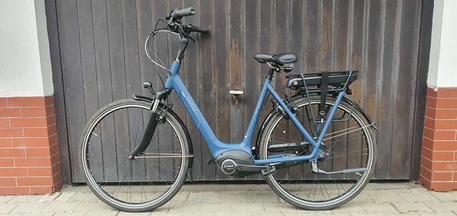 Rower elektryczny Gazelle Orange c7+. Bosch. D53, 57. Stan bdb.
