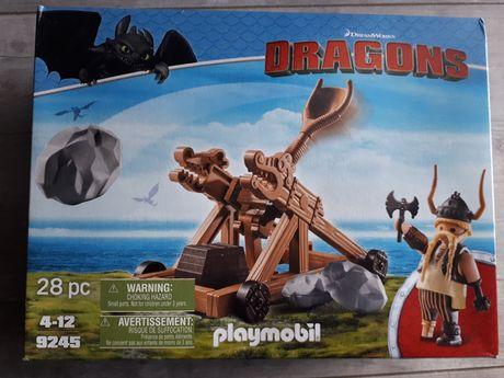 Playmobil Dragons numer 9245 nowy