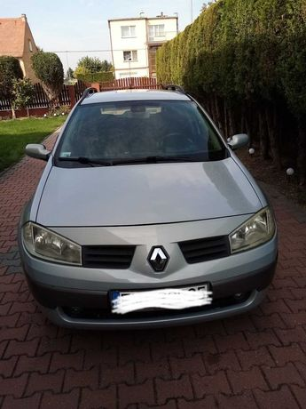 Renault Megane II kombi