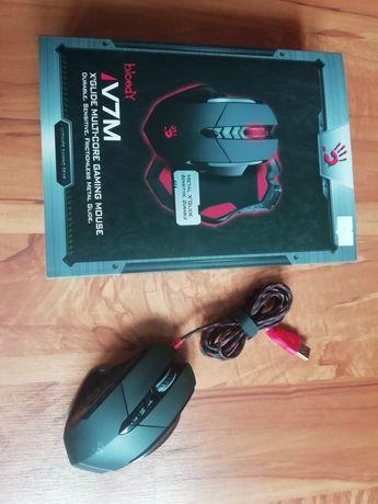 Mysz optyczna gamingowa