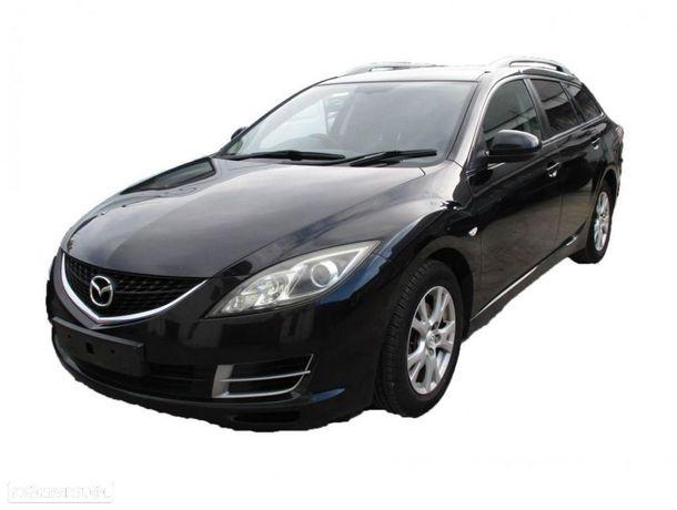 Peças Mazda 6 2.2 MZR-CD 6vel (2009) carrinha