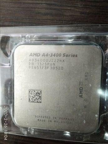 Продам процессор AMD A4-3400 Series