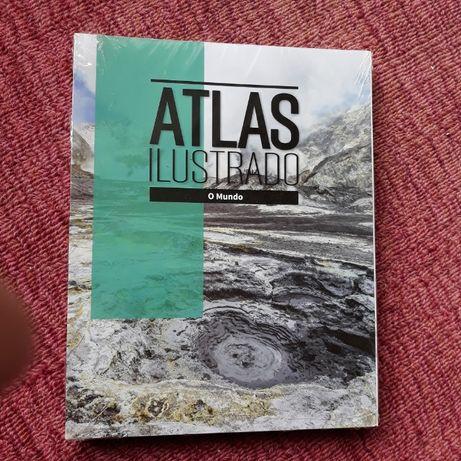 Atlas Ilustrado do Mundo (Selado)