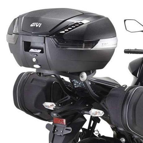 Suporte de Top-Case/Alforges Kawasaki Z800 *novo*