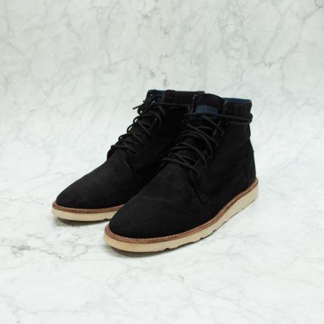 Замшевые Ботинки Vans OTW Breton Boots Vibram