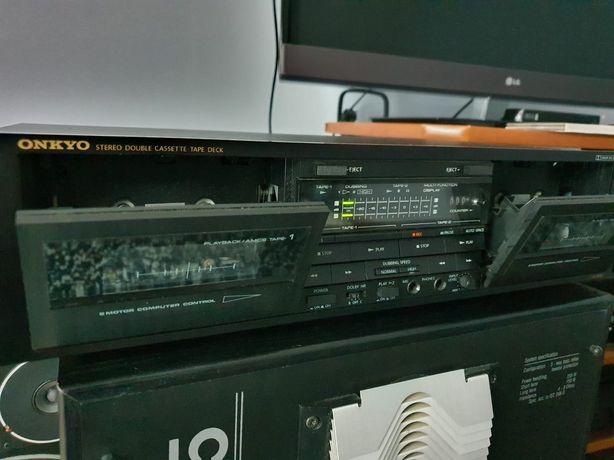 Magnetofon Onkyo TA-W40