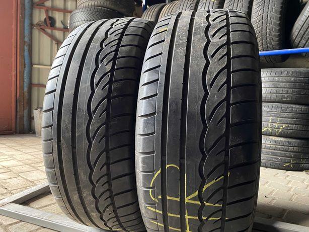 лето 235\55\R17 Dunlop SP Sport 01 2шт шины шини