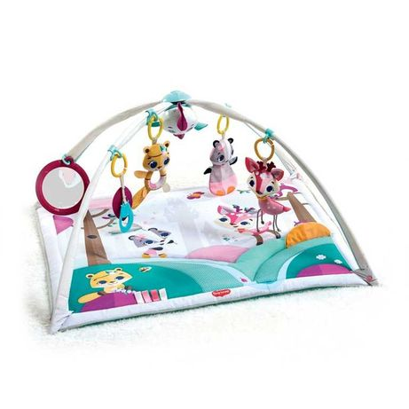 TINY LOVE Gimnastyka bobasa Mata z pałąkami Świat małej księżniczki