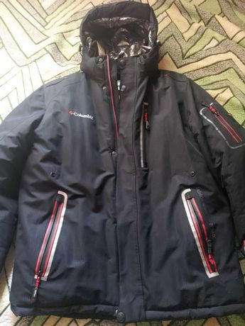 Куртка зимняя, Коламбия 54 размер