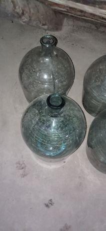 Бутель скляний 20 літровий