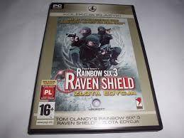 Rainbow Six 3. Złota Edycja REVEN SHIELD łódź