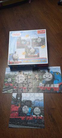 Puzzle Trefl  Tomek i przyjaciele 4+