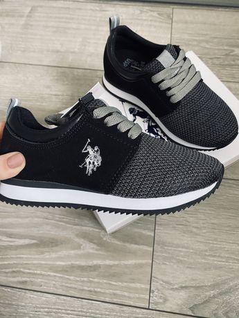 Sneakersy adidasy śliczne oryginalne nowe U.S Polo 31