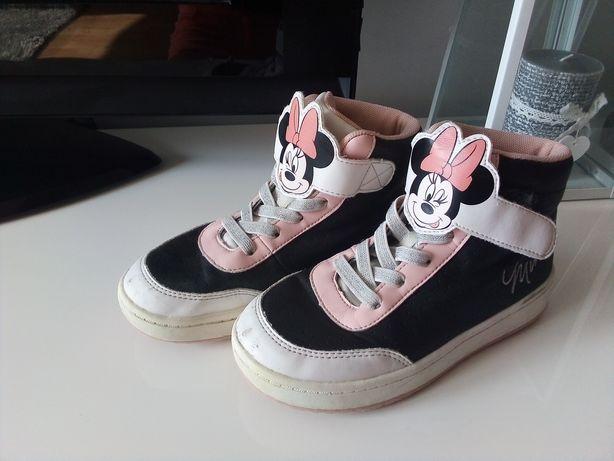 Adidaski, półbuty H&M Minnie r. 30
