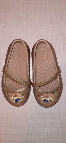 Дитячі сандалі Crocs, туфлі, тапочки в садик, босоножки