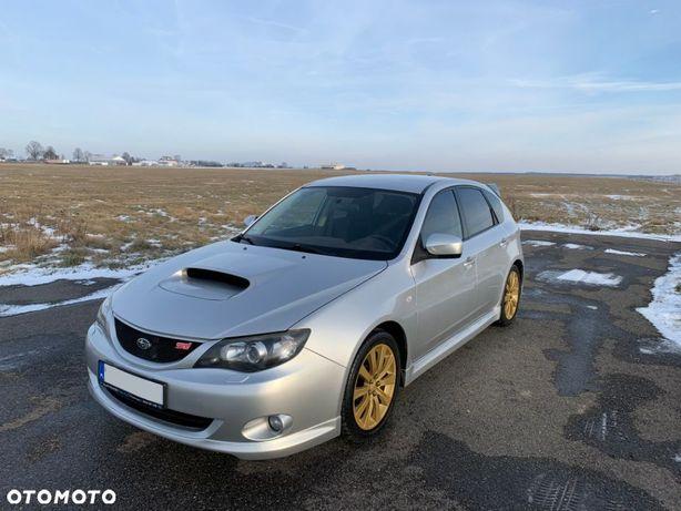 Subaru Impreza Wrx Zadbany Salon Polska Bezwypadkowy Manual