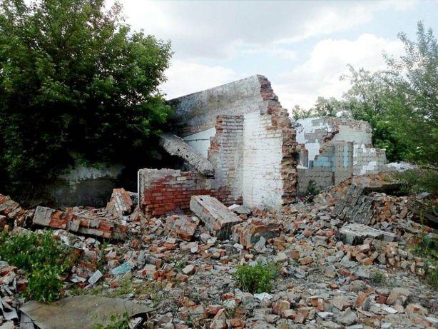 Комплекс будівель, загальна площа 950,9 кв. м. (Зруйнований)