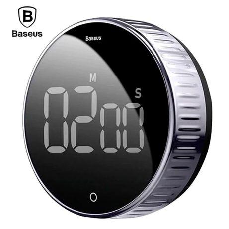 Таймер для кухни / офиса,с цифровым LED дисплеем Baseus, оригиннал